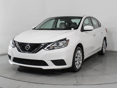 Used NISSAN SENTRA 2017 MIAMI S