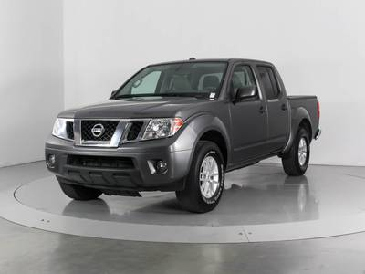 Used NISSAN FRONTIER 2016 WEST PALM Sv
