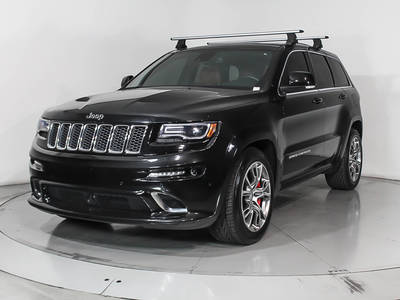 Used JEEP GRAND-CHEROKEE 2014 MIAMI SRT-8