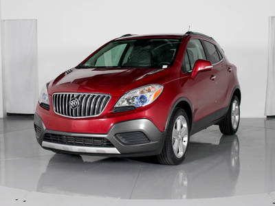 Used BUICK ENCORE 2015 MARGATE