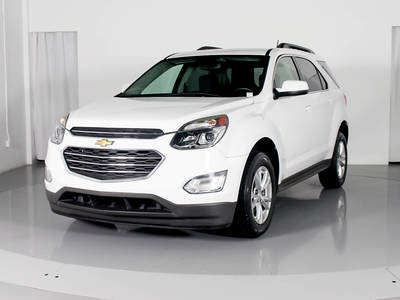 Used CHEVROLET EQUINOX 2016 MARGATE LT