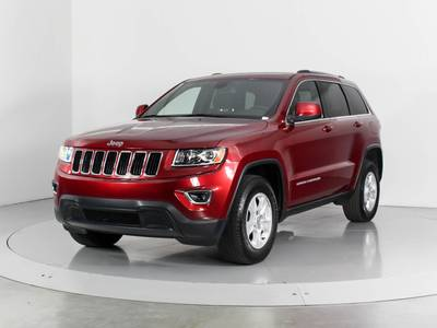 Used JEEP GRAND-CHEROKEE 2015 WEST PALM Laredo 4x4