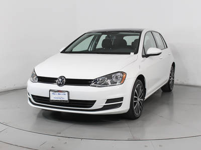 Used VOLKSWAGEN GOLF 2016 MIAMI S