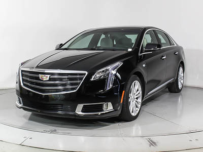Used CADILLAC XTS 2018 MIAMI LUXURY