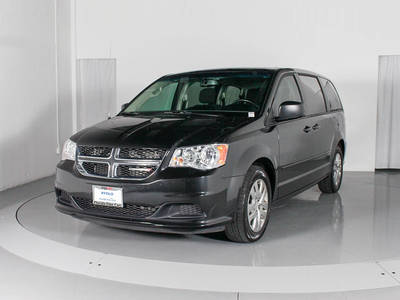 Used DODGE GRAND-CARAVAN 2017 WEST PALM SE