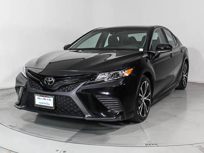 Used TOYOTA CAMRY 2018 HOLLYWOOD SE