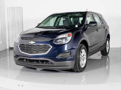 Used CHEVROLET EQUINOX 2017 MARGATE LS