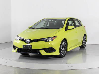 Used SCION IM 2016 MIAMI