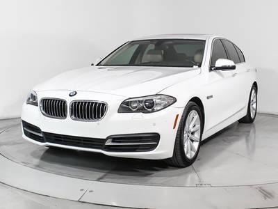 Used BMW 5-SERIES 2014 MIAMI 528I