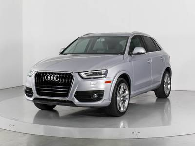 Used 2016 AUDI Q3 Premium Plus SUV for sale in MIAMI, FL