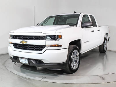 Used CHEVROLET SILVERADO 2017 MIAMI Custom 4x4