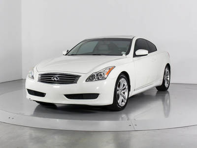 Used INFINITI G37 2008 WEST PALM Journey