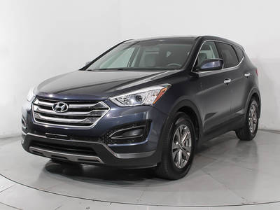 Used HYUNDAI SANTA-FE-SPORT 2015 HOLLYWOOD