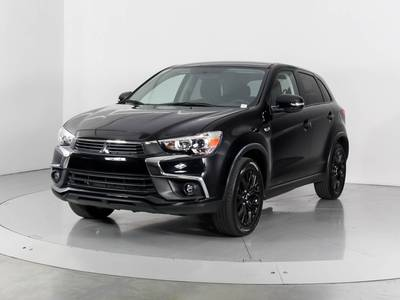 Used MITSUBISHI OUTLANDER-SPORT 2017 WEST PALM ES