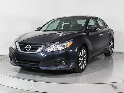 Used NISSAN ALTIMA 2016 MIAMI Sv