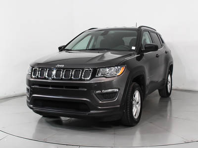 Used JEEP COMPASS 2018 MIAMI Sport 4x4