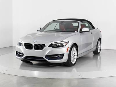 Used BMW 2-SERIES 2016 WEST PALM 228I