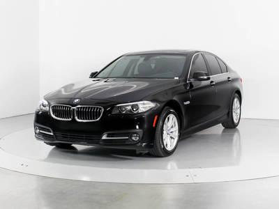 Used BMW 5-SERIES 2016 WEST PALM 528I