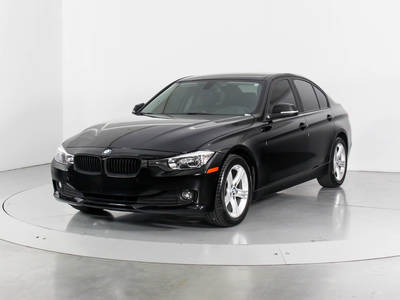 Used BMW 3-SERIES 2014 WEST PALM 320I