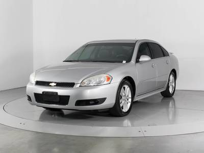 Used CHEVROLET IMPALA 2013 WEST PALM LTZ