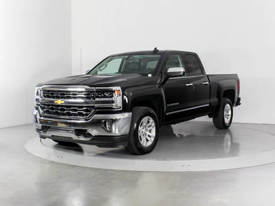 Used CHEVROLET SILVERADO 2018 WEST PALM LTZ