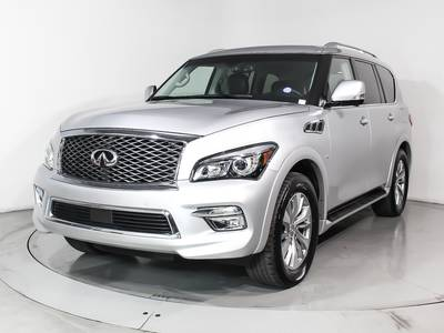 Used INFINITI QX80 2016 MIAMI