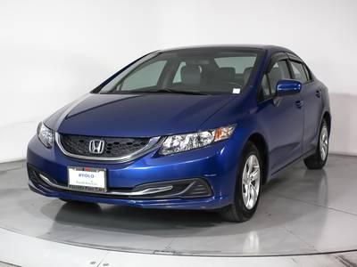 Used HONDA CIVIC 2015 HOLLYWOOD LX