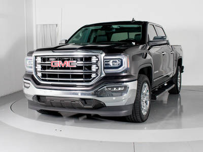 Used GMC SIERRA 2016 MARGATE SLT