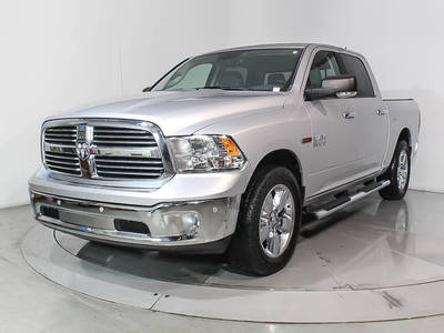 Used RAM 1500 2016 MIAMI Big Horn 3.0t Diesel