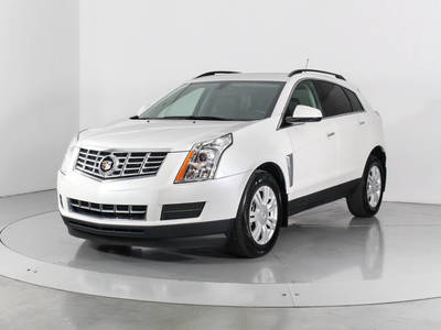Used CADILLAC SRX 2015 WEST PALM