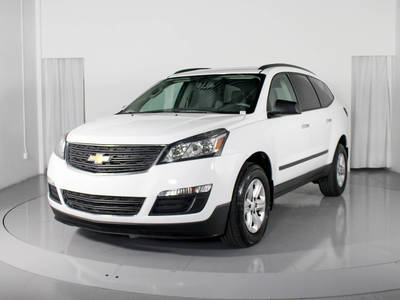 Used CHEVROLET TRAVERSE 2016 MARGATE LS