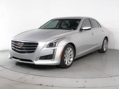 Used CADILLAC CTS 2015 MARGATE LUXURY