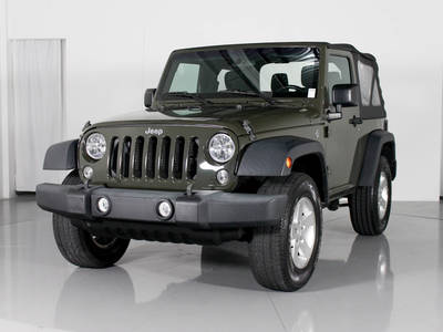 Used JEEP WRANGLER 2016 MARGATE SPORT