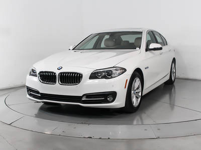 Used BMW 5-SERIES 2016 HOLLYWOOD 528I