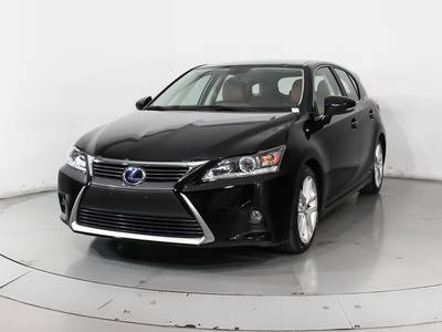 Used Lexus Ct 200h 2017 Margate
