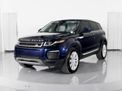 Used LAND-ROVER RANGE-ROVER-EVOQUE 2016 MIAMI HSE