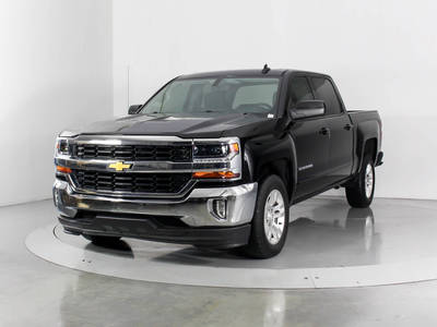 Used CHEVROLET SILVERADO 2016 WEST PALM Lt1 Crew Cab