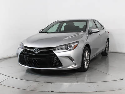Used TOYOTA CAMRY 2017 HOLLYWOOD Se