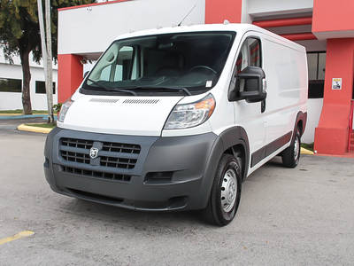 Used RAM PROMASTER-1500 2017 MIAMI LOW ROOF 136WB