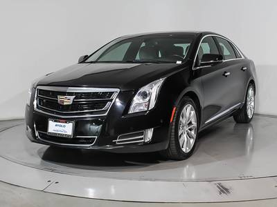 Used CADILLAC XTS 2017 MIAMI LUXURY