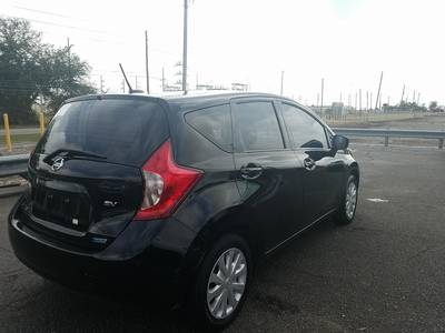 Used NISSAN VERSA-NOTE 2016 WEST PALM Sv