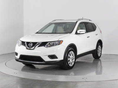 Used NISSAN ROGUE 2016 WEST PALM S Appearance Pkg