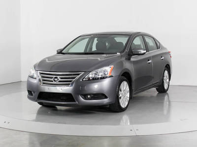 Used NISSAN SENTRA 2015 WEST PALM Sl