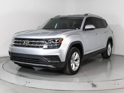 Used VOLKSWAGEN ATLAS 2018 MIAMI S 4MOTION