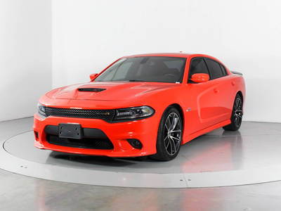 Used DODGE CHARGER 2018 WEST PALM Srt 392 Scat Pack