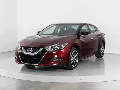Used NISSAN MAXIMA 2016 WEST PALM 3.5 S