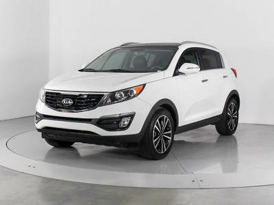 Used KIA SPORTAGE 2016 WEST PALM SX