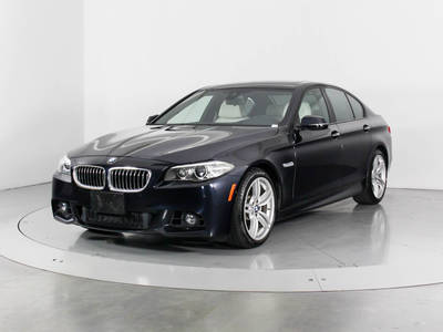 Used BMW 5-SERIES 2016 MARGATE 535i M Sport