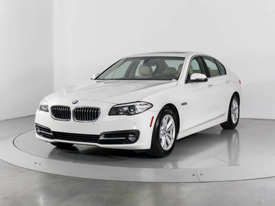 Used BMW 5-SERIES 2015 WEST PALM 528I