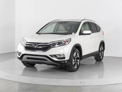 Used HONDA CR-V 2016 WEST PALM TOURING